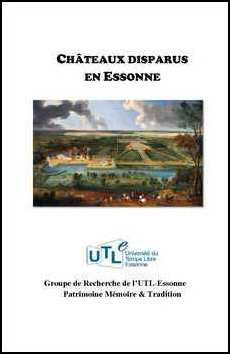 Châteaux disparus en Essonne
